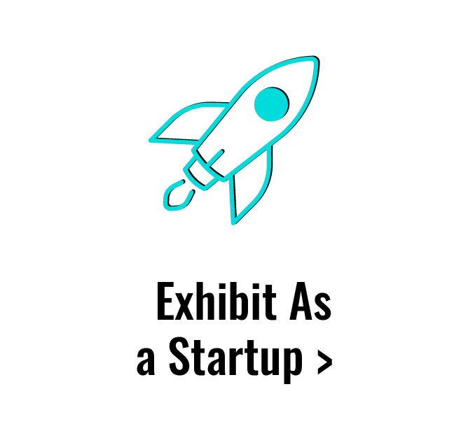 exhibit as a startup